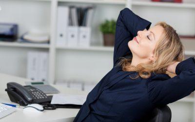 Bien être au travail: le massage pour tous ?